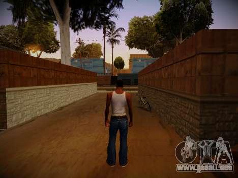 ENBSeries para ordenadores débiles para GTA San Andreas