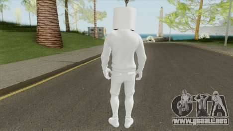 Marshmello para GTA San Andreas