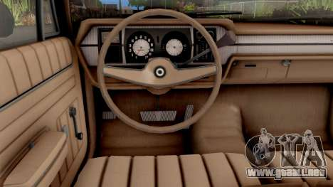 AMC Matador 1972 para GTA San Andreas