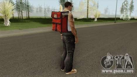 Parachute PizzaPit (Fortnite) para GTA San Andreas