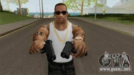 Colt 45 HQ para GTA San Andreas