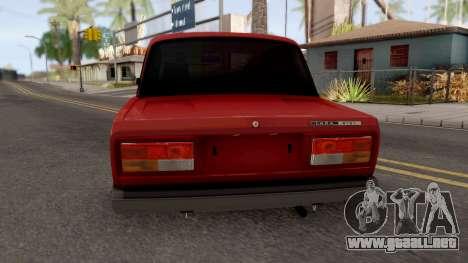 2107 Mestnaya para GTA San Andreas