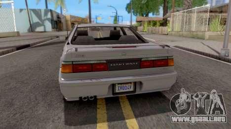 GTA IV Dinka Hakumai IVF para GTA San Andreas