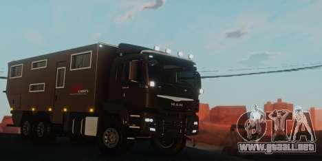 MAN HOME LPcars para GTA San Andreas