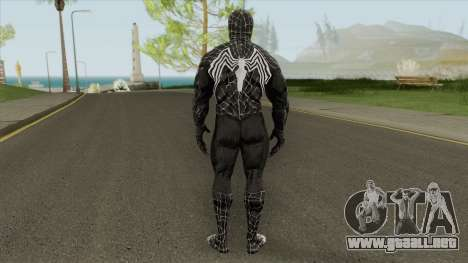 Venom - Spider-Man 3 The Game V1 para GTA San Andreas