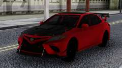 Toyota Camry Sport Red para GTA San Andreas