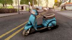 Faggio GTA VC para GTA San Andreas