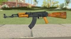 AK-47 (Max Payne 3) para GTA San Andreas
