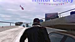 Winter Liberty V2 para GTA 4