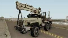 Ural 43204 Camión para GTA San Andreas