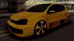 Volkswagen Golf GTI W12-650 para GTA San Andreas