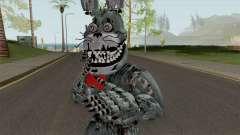 Nightmare Bonnie para GTA San Andreas