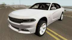 Dodge Charger SXT Saudi Drift para GTA San Andreas