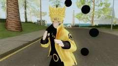 Naruto Uzumaki Bijuu (Jump Force) para GTA San Andreas