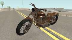 Western Motorcycle Rat Bike V2 GTA V para GTA San Andreas