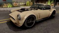 Declasse Mamba GTA V VehFuncs Style para GTA San Andreas