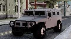 GAS 23304 para GTA San Andreas