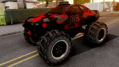 Nissan Skyline R32 Monster Truck Camo v2
