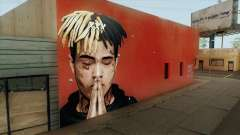 XXXTentacion Wall