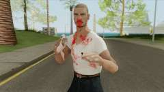 Jose With Blood From The Introduction para GTA San Andreas