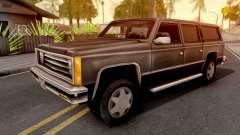 FBI Rancher GTA VC para GTA San Andreas