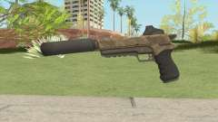 Silenced Pistol (Fortnite) para GTA San Andreas