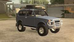 VAZ 2121 Off-road para GTA San Andreas