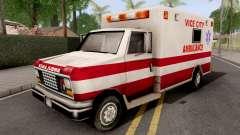 Ambulance GTA VC para GTA San Andreas