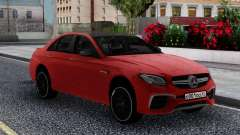 Mercedes-Benz E63s FIX para GTA San Andreas