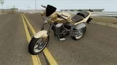 Vader GTA 5 (Texturas Arregladas) para GTA San Andreas
