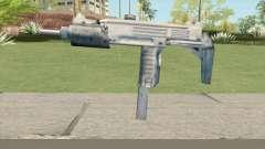 Uzi V1 (MGWP) para GTA San Andreas
