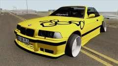 BMW E36 Cabrio para GTA San Andreas