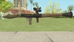 RPG 7 (Medal Of Honor 2010) para GTA San Andreas