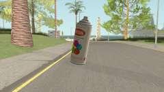 Spray Can HQ para GTA San Andreas