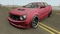 Albany Presidente GT GTA IV EFLC IVF para GTA San Andreas