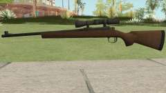 Sniper Rifle HQ para GTA San Andreas