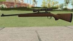 Sniper Rifle HQ para GTA San Andreas