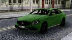 Mercedes-Benz CLS63s para GTA San Andreas