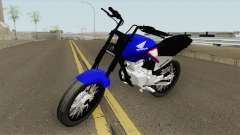Honda Titan Stunt