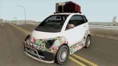 Benefactor Panto GTA V (SA Style) para GTA San Andreas