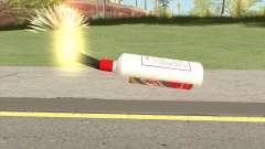 New Molotov Cocktail para GTA San Andreas