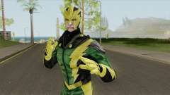 Electro From Marvel Ultimate Alliance 2 para GTA San Andreas
