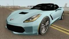 Chevrolet Corvette C7 Stingray (SA Style) para GTA San Andreas