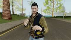 GTA Online: Male Casual Skin 1 para GTA San Andreas