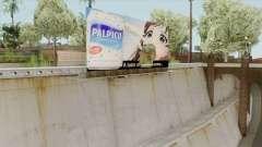 Kizuna AI Breakable Billboard para GTA San Andreas