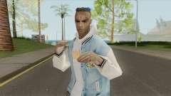 XXXTentacion Skin V2 para GTA San Andreas