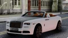 Rolls-Royce Dawn 2017 White para GTA San Andreas
