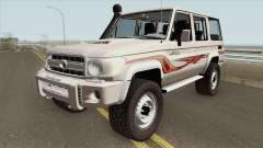 Toyota Land Cruiser LC76 V1