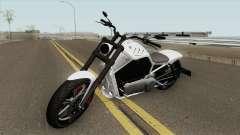 Western Motorcycle Nightblade GTA V (Custom)