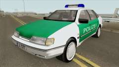 Ford Scorpio German Police para GTA San Andreas